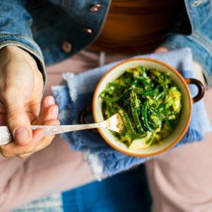 Seaweed Food And Nutrients
